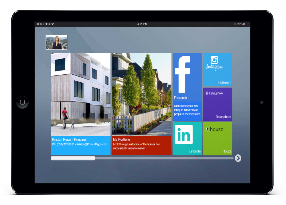 Atlas Presentation Software - iPad Ready