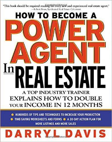 How to Become a Power Agent in Real Estate, Darryl Davis